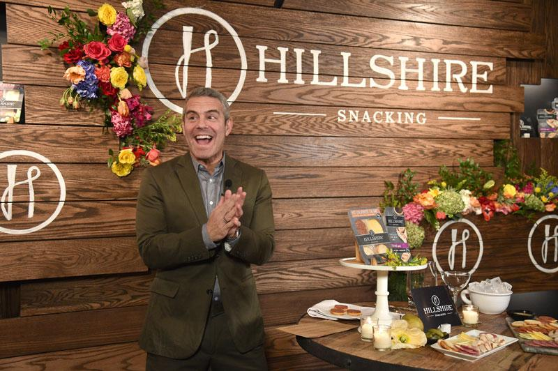 Hillshire Snacking Launch Event—3