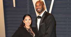 Kobe Bryant Wife Vanessa Baby Girl