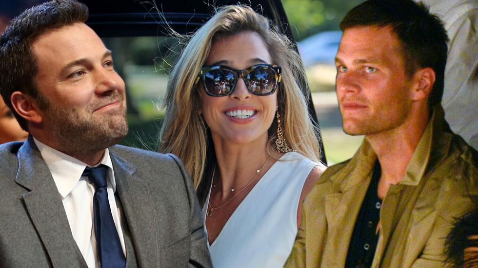 Tom brady ben affleck nanny christine ouzounian cheating