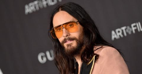 jared leto had no idea covid  pandemic two week silent meditation