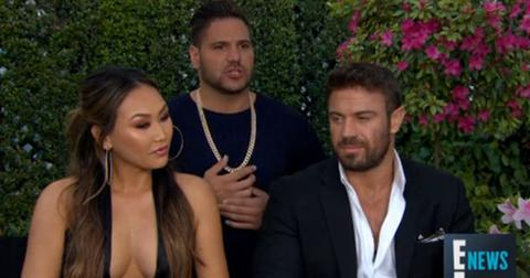 Jersey shore star ronnie magro talks dating malika haqq 1