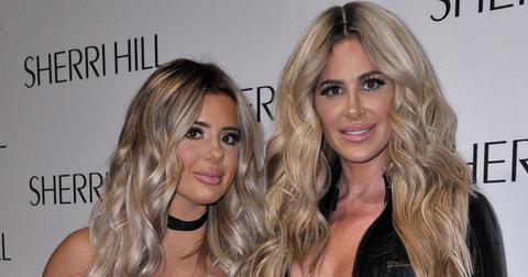 kim zolciak denies daughter brielle plastic surgery pp