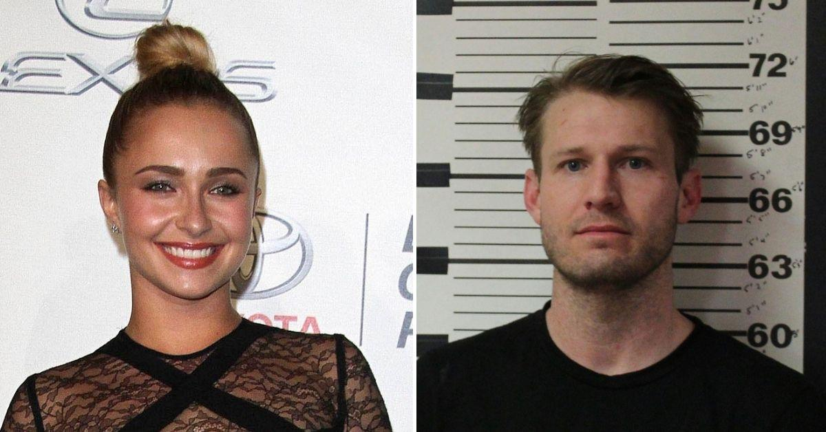 hayden panettiere ex boyfriend brian hickerson sentenced  days jail domestic abuse