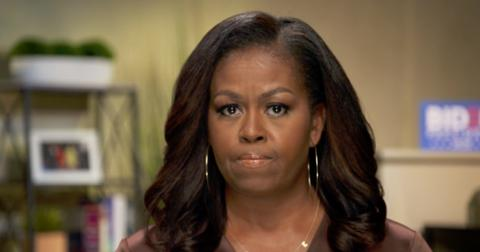 Michelle Obama at the Democratic National Convention