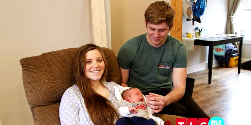 Joy anna duggar son gideon cutest baby video pp