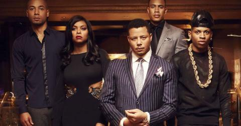Empire cast feuding