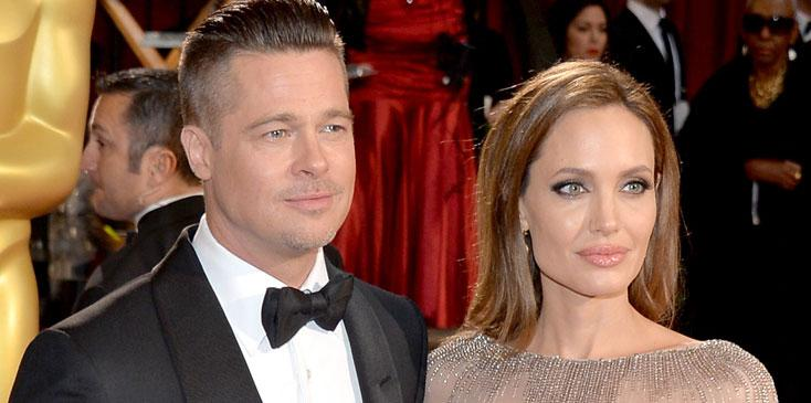 brad pitt angelina jolie dirt pile long