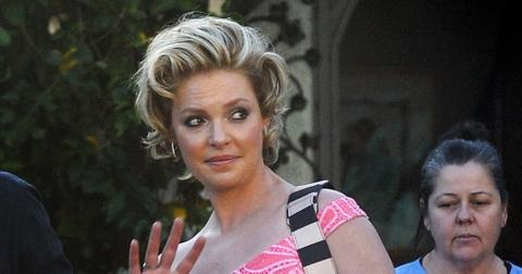 EXCLUSIVE Katherine Heigl spotted for the first time since giving birth in December