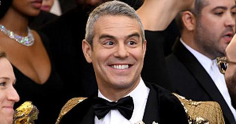 Andy cohen talks getting high at met gala and tipsiest celebrity