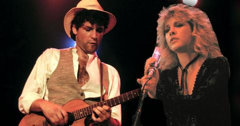 Stevie Nicks Lindsey Tensions Hell ok pp