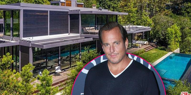 Will Arnett's Dumping Crib: $11 Million Bachelor Pad Up For Sale