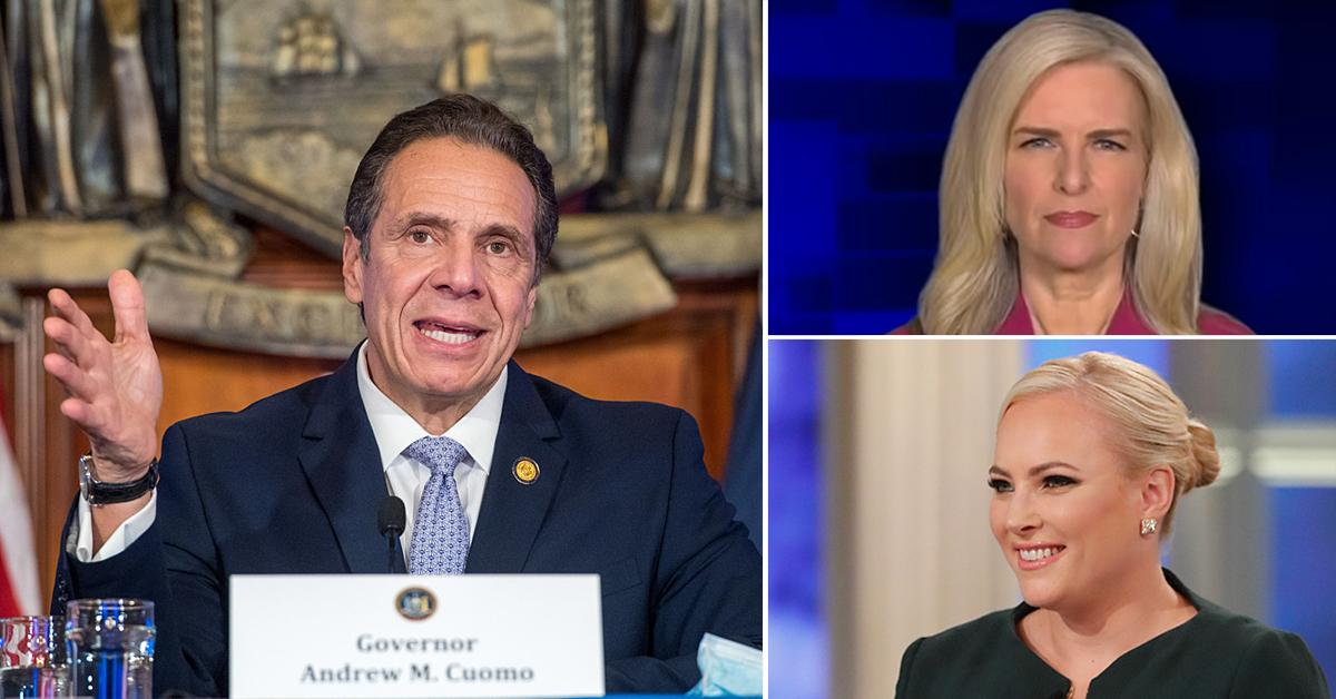 fox janice dean blasts the view refused book andrew cuomo nursing home scandal pf