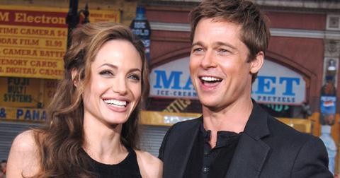 Archive: Angelina Jolie & Brad Pitt