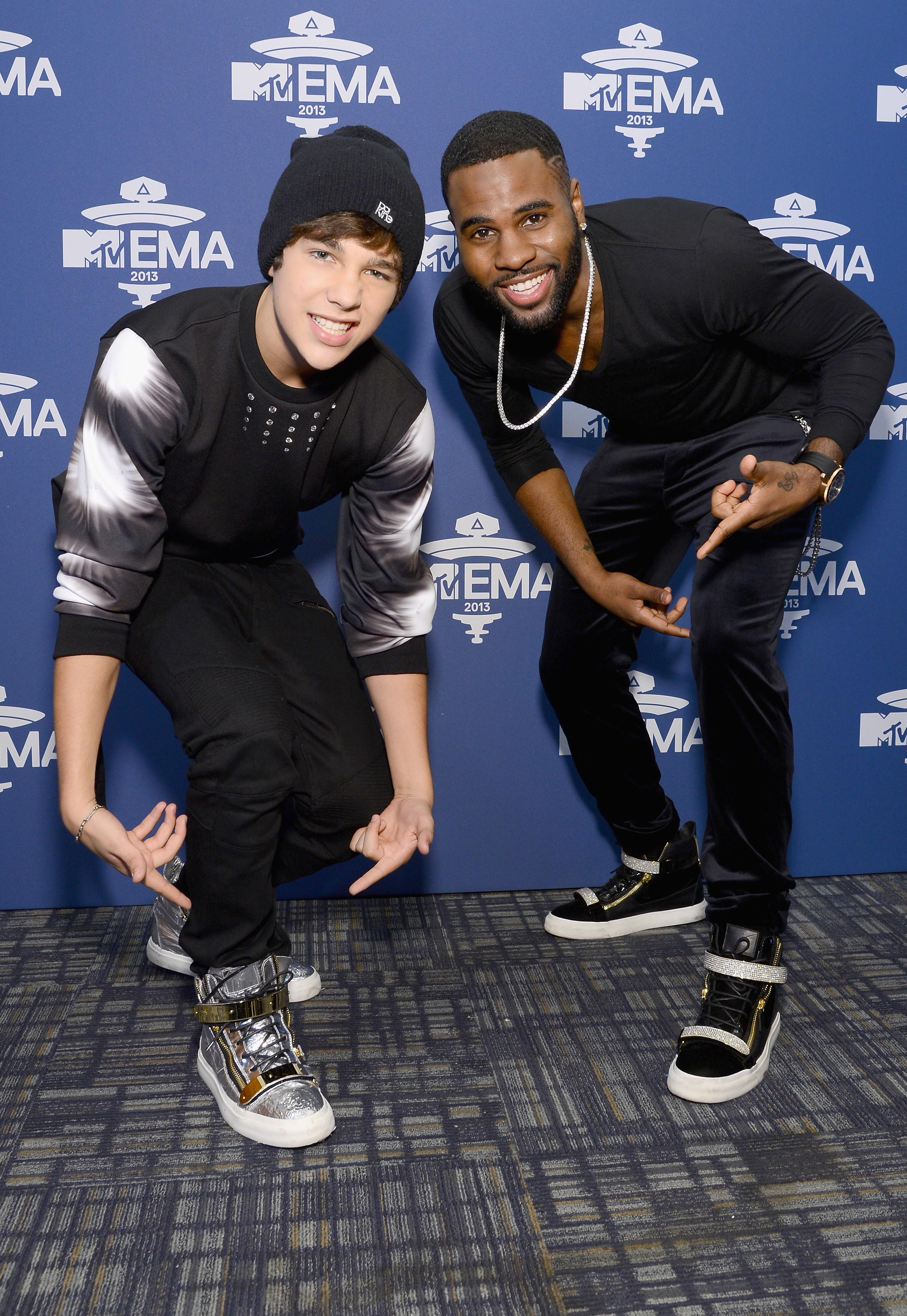 MTV 2013 UEMA US Telecast – Meet & Greet