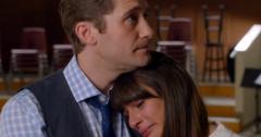Glee cory monteith tribute episode