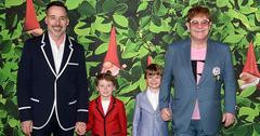 Elton John children