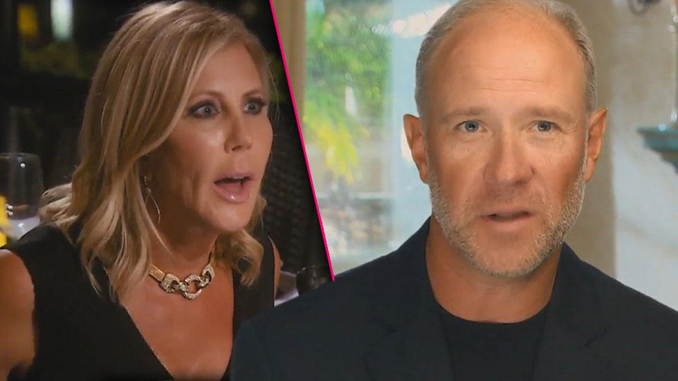 Brooks ayers never told vicki gunvalson dying cancer