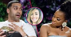 Apollo nida fiance slams phaedra parks divorce rhoa feud fight hero