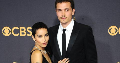 zoe kravitz married karl
