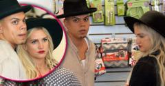 Ashlee simpson evan ross baby shopping (1)