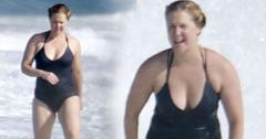 Amy Schumer Bathing Suit Body Beach