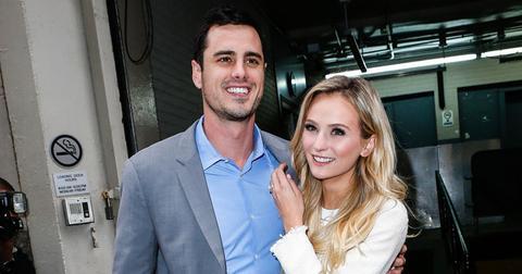 Bachelor Ben Higgins Lauren Bushnell Breakup
