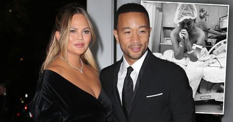 Chrissy Teigen John Legend miscarriage celebs reactions