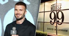 David Beckham House 99 PP