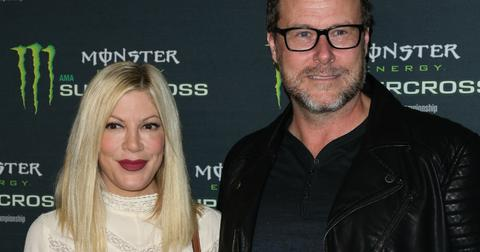 Tori spelling dean mcdermott date night