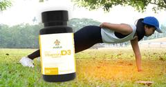 Get A Boost Of Sunshine By Taking Maikai Nutrition's Vitamin D3