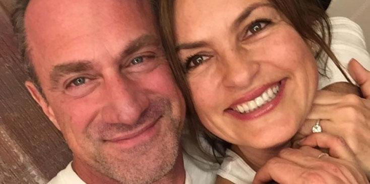 Mariska hargitay chris meloni law order svu reunion 01