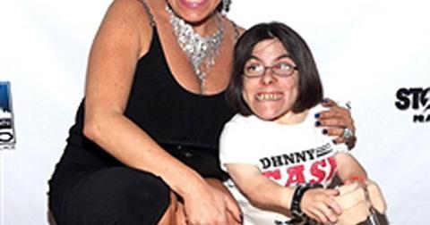 Renee Graziano disabled fan