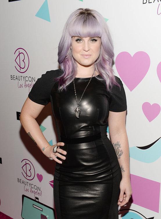Kelly Osbourne at BeautyCon Los Angeles