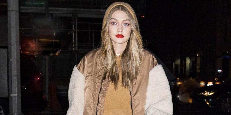 Gigi hadid tired post split