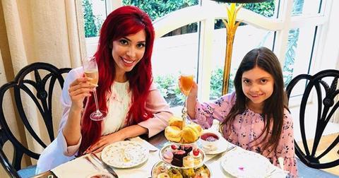 Sophia abraham slams mom farrah for getting butt injections hero