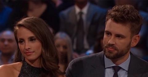 Bachelor nick viall vanessa grimaldi not awkward after the final rose hero