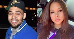 Chris Brown Flirty Pic Ammika Harris Instagram Pregnancy Rumors