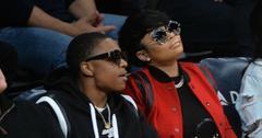 Blac Chyna Teenage Boyfriend YBN Almighty Jay Lakers Game Pics PP
