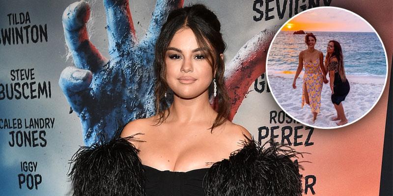Selena Gomez & Cousin Priscilla DeLeon's Bachelorette Party