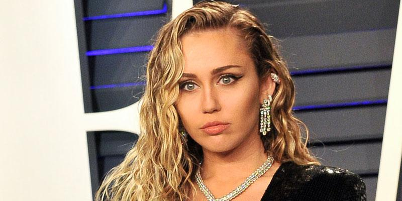 Miley Cyrus Goes Topless for Rolling Stone Magazine Cover