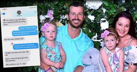 Chris Watts Told Pregnant Shanann He Didn't 'Want Another Baby' Before Murder text messages