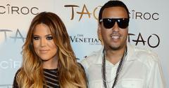 French Montana Talking About Khloe Kardashians Pregnancy LAX