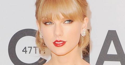 2013 CMA Beauty Taylor Swift