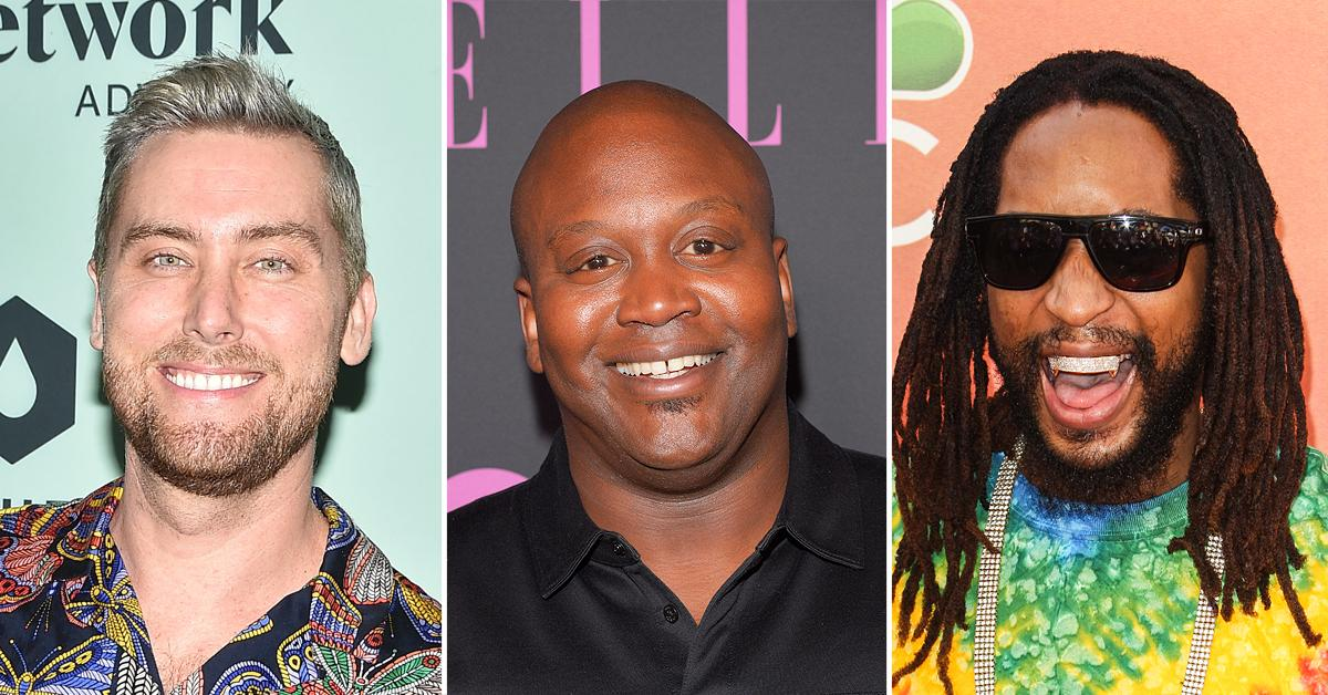 lance bass tituss burgess and lil jon hosting bachelor in paradise following chris harrison departure