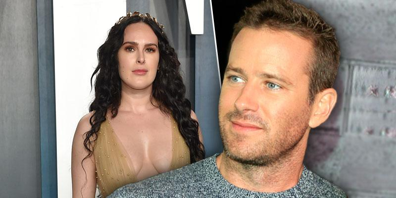 Armie Hammer Moving On With Rumer Willis Before Finalizing Divorce