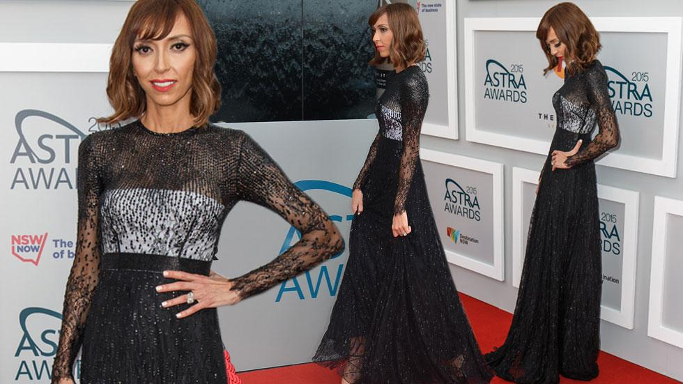 Giuliana rancic skinny at the astra awards 06