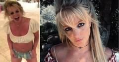 britney spears documentary signs social media pf