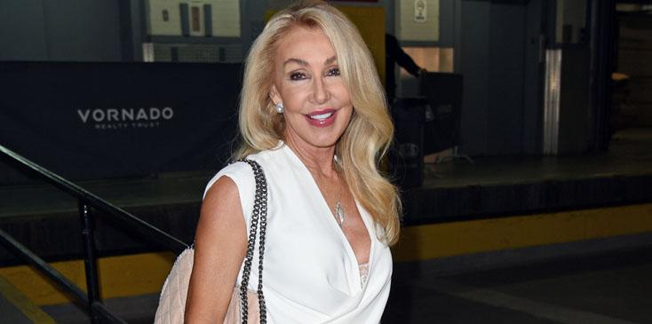 Linda Thompson appears on HuffPost Live, to promote her new book New York City.