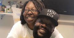 Rick Ross Whoopi Goldberg Embrace 'The View'
