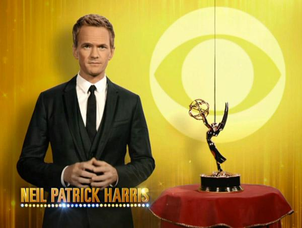 Neil patrick harris emmy awards 2013